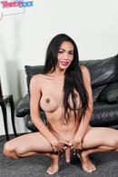 Yadira Cuellar Plays With Her Cock!